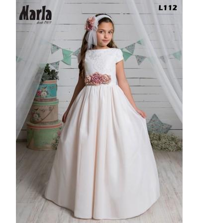 Vestido comunión Marla Ref....