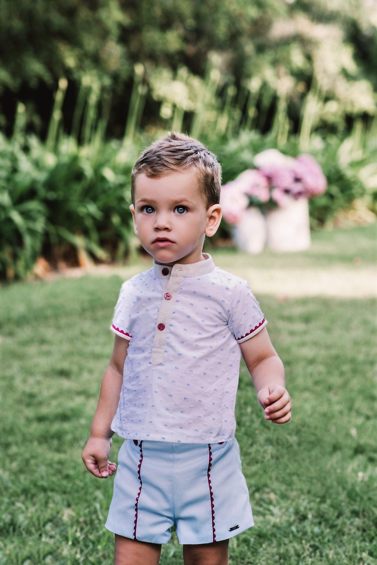 Conjunto bebé- Camisa y pantalón ref. 23/2103/23