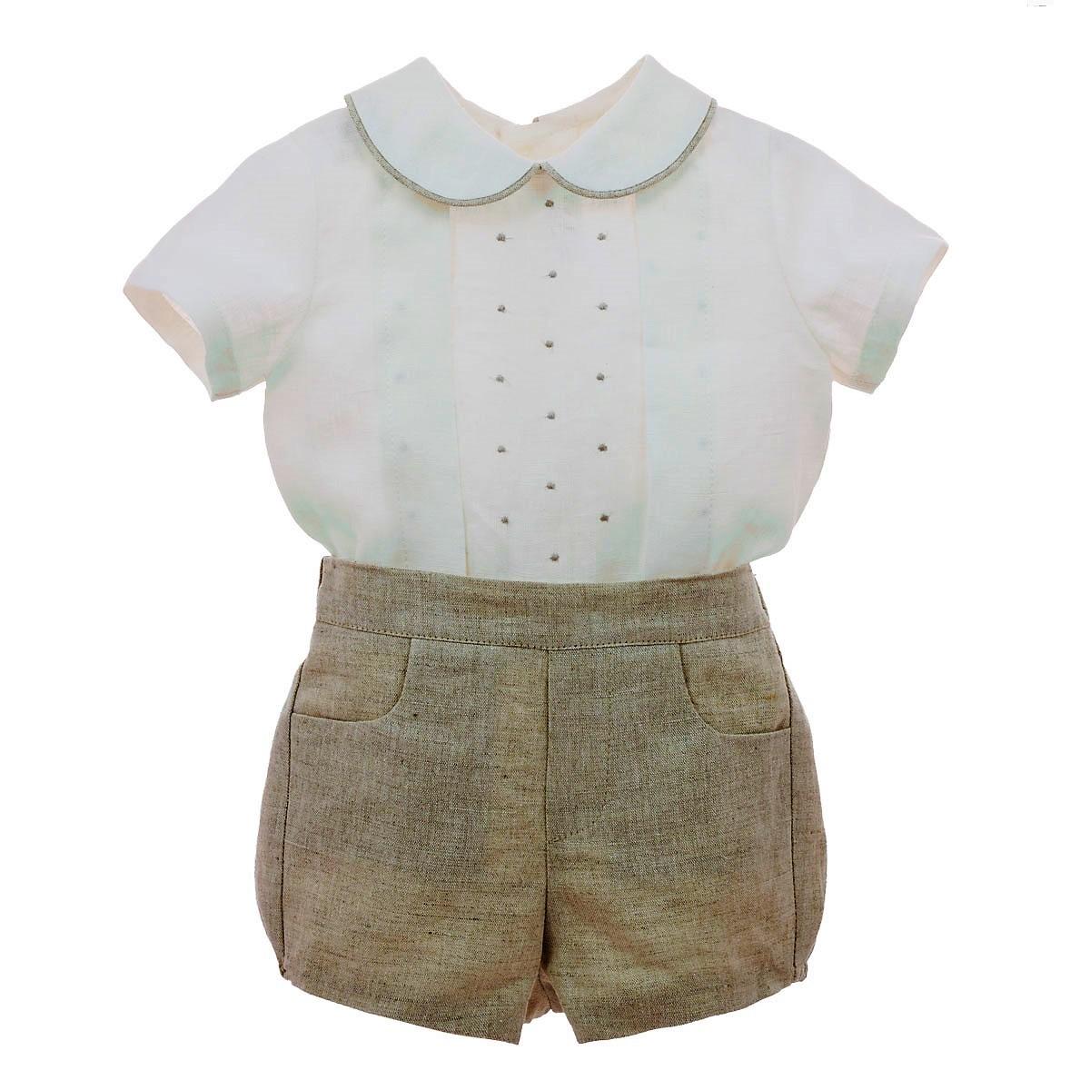 Conjunto bebé Kiriki ref. 181101