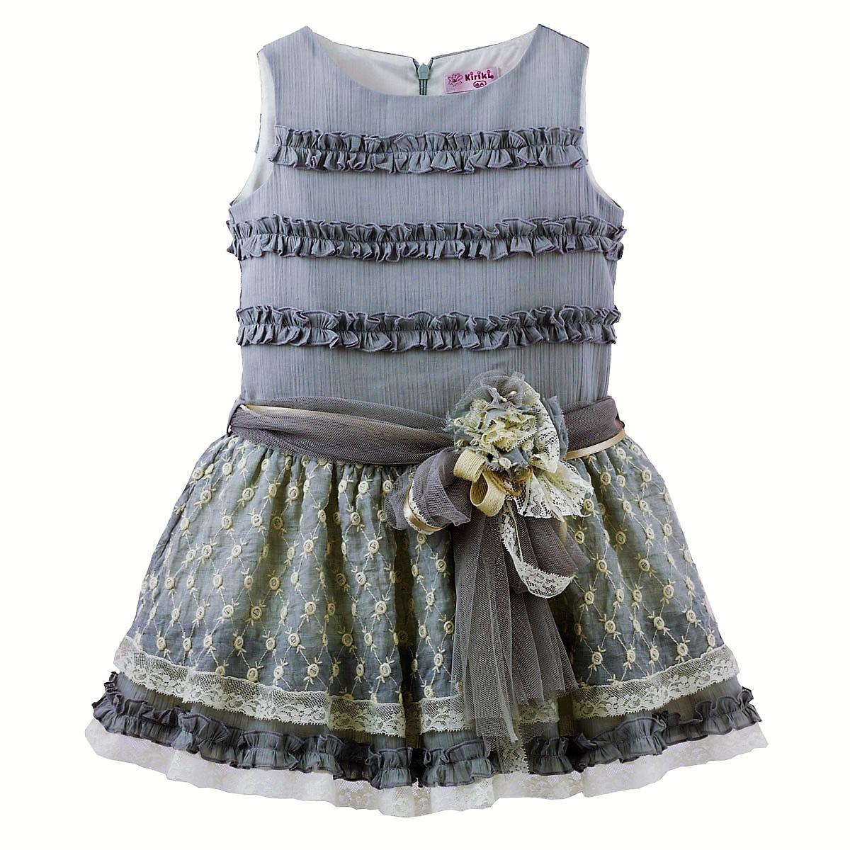Vestido Kiriki Referencia 185053