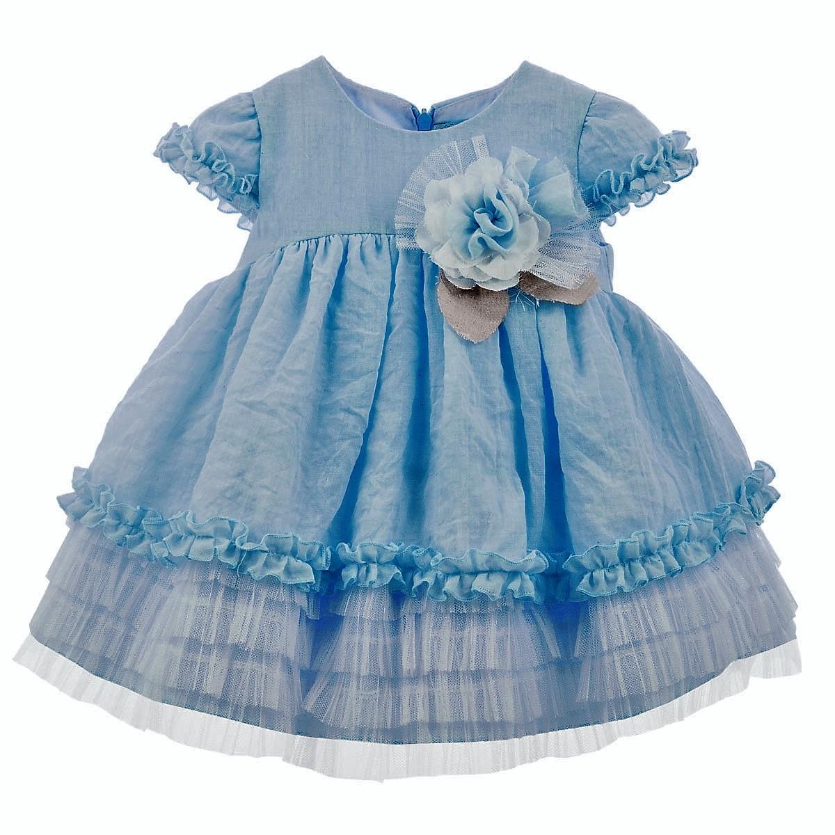 Vestido bebé Kiriki Ref. 182101